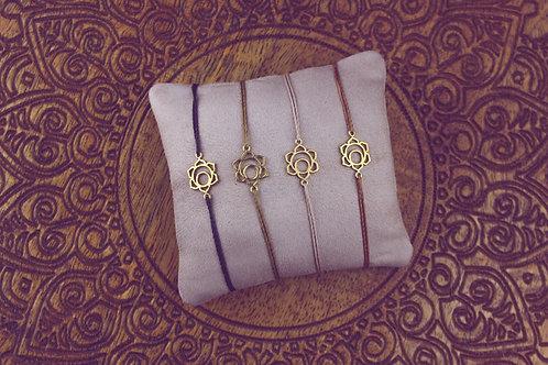 Sakralchakra - Armband