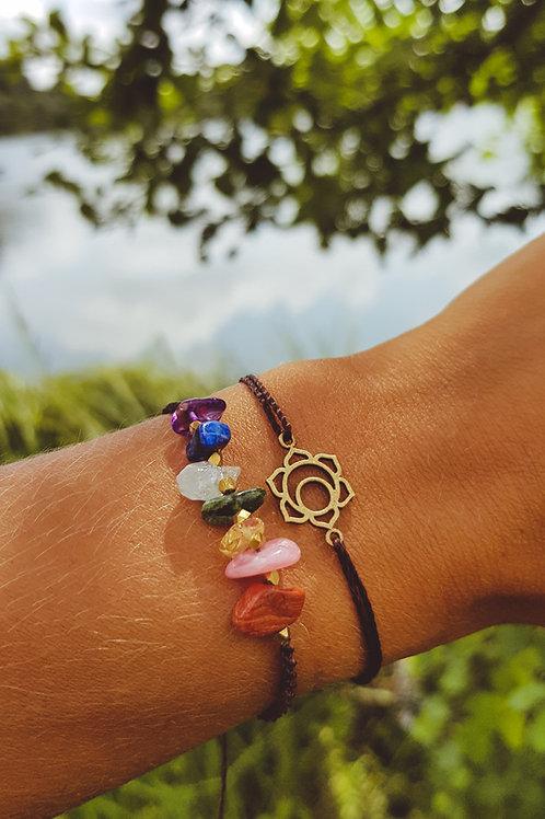 Chakra Armband