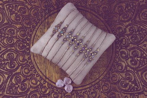 Nikiti - Armband beige