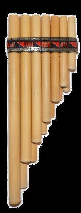 Professional 13 Pipes Siku  Zampoña Malta Pan Flute | Ramos