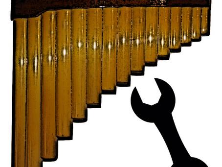 Pan Flute Maintenance