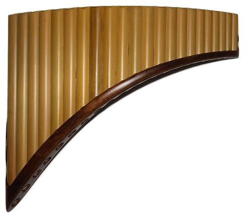 Premium Professional Alto 22 Pipes Pan Flute