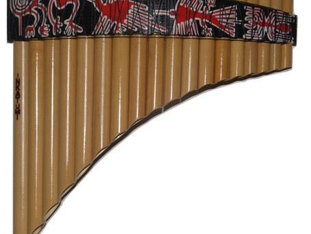 What is a tunable pan flute?