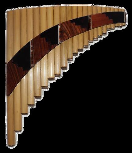 Professional 22 Pipes Antara Pan Flute | Chacon