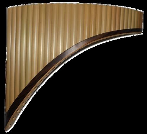 Premium Professional  Grand Baritone 27 Pipes Pan Flute