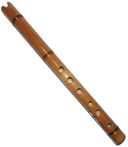 Natural Bamboo Quena - G major - G4