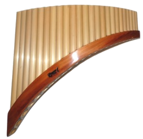 Professional 24 Pipes Tunable Pan Flute |  Lupaca