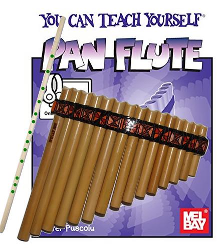 Beginner Set - South American Style Flute