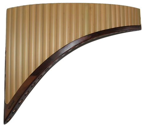 Premium Professional Tenor 25 Pipes Pan Flute