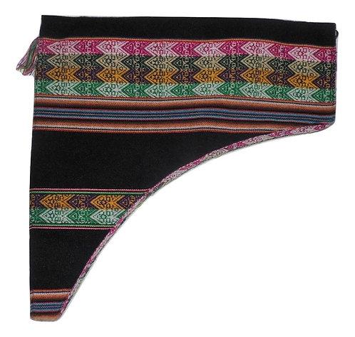 22 - 25 Pipes Peruvian Motifs Soft Case