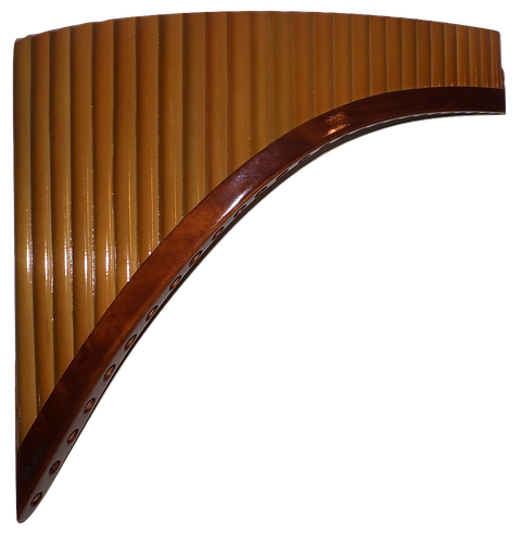 Premium Professional  Grand Baritone 27 Pipes Pan Flute