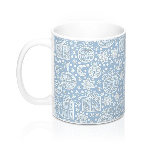 Basic Christmas Mug 1 (#14)
