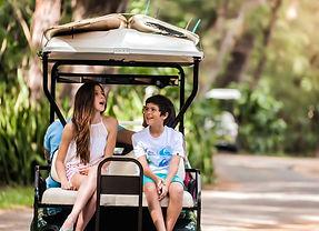 Golf Car Rental in Puerto Rico