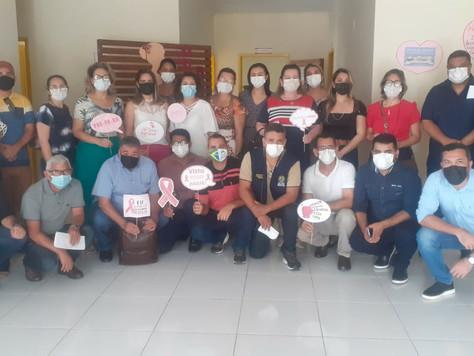 Secretário de Saúde de Tarauacá participa da reunião da CIR em Mâncio Lima