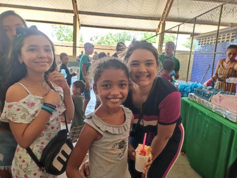 CRAS realiza comemoração do Dia das Crianças em Tarauacá