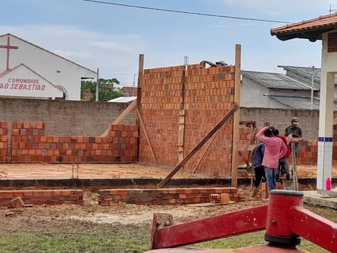 Prefeitura de Tarauacá está reformando e ampliando todas as escolas do município