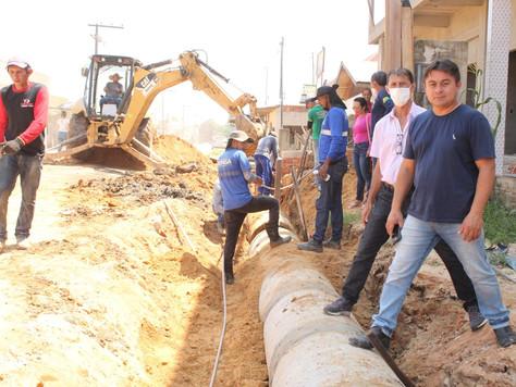 Prefeitura de Tarauacá segue investindo em serviços de infraestrutura pela cidade