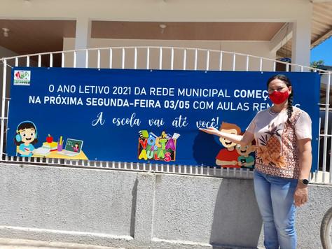 Secretaria de Educação inicia atividades preparatórias para o início do ano letivo em Tarauacá