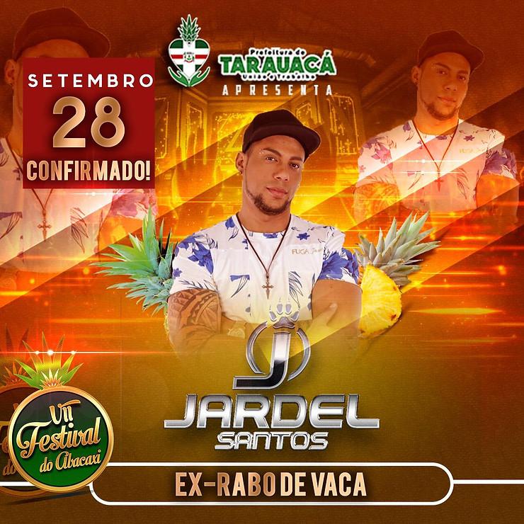 TARAUACÁ: Ex-vocalista da banda Rabo de Vaca é atração confirmada no Festival do Abacaxi