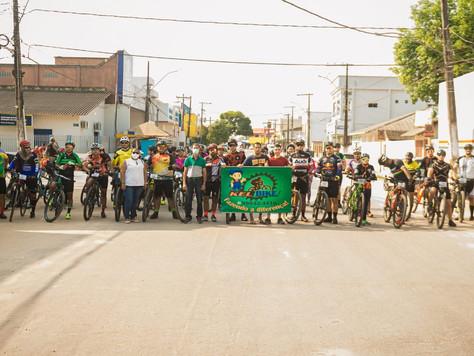 1° Rachão Intermunicipal de MTB  no Município recebe apoio da Prefeitura de Tarauacá