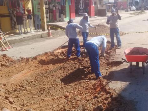 Prefeitura de Tarauacá intensifica operação tapa buracos