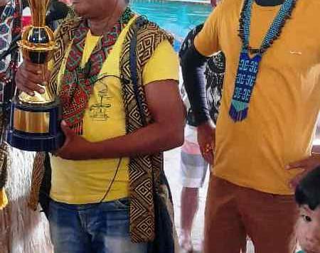 Prefeitura realiza Campeonato de Futebol Indígena em aldeia do Igarapé do Caucho