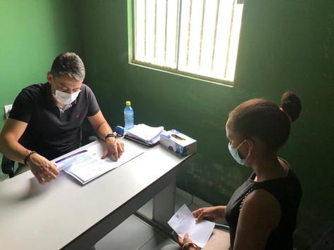 Prefeitura Municipal de Tarauacá realiza ação em saúde na zona rural