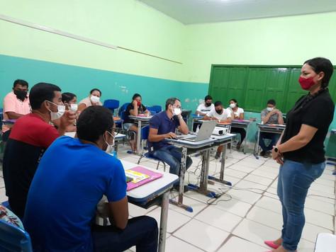 Prefeitura de Tarauacá realiza formação de professores rurais