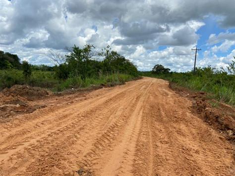 Prefeitura de Tarauacá segue com recuperação de ruas no município