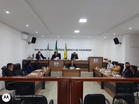 Câmara suspende atividades presenciais para atender determinação do último Decreto do Estado