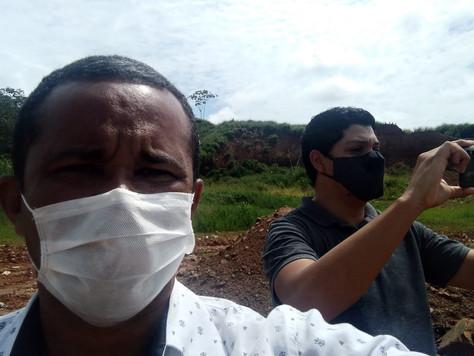 Prefeitura de Tarauacá realiza melhorias no lixão municipal