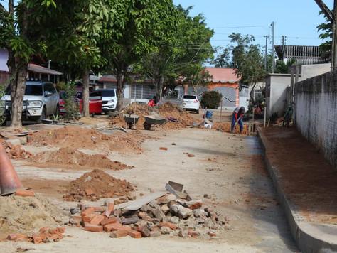 Prefeitura de Tarauacá investe em obras estruturantes