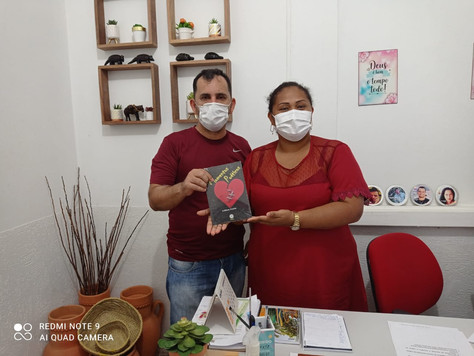 Professor Ueliton Freire lançará livro de poesias com apoio da Prefeitura de Tarauacá
