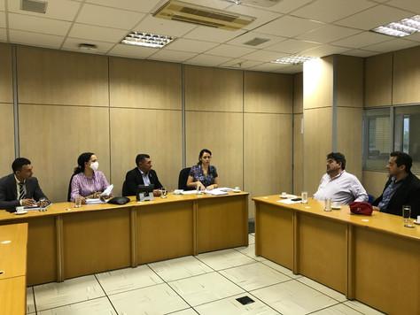 Prefeita de Tarauacá se reúne com equipe do Ministério do Meio Ambiente em Brasília