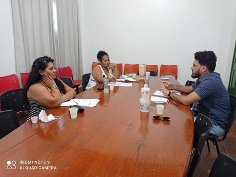 Lei Aldir Blanc é tema de reunião na Secretaria de Cultura de Tarauacá