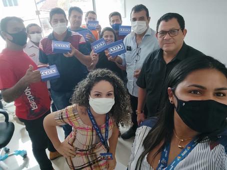 Vereadores se reúnem com a gerente da Caixa Econômica de Tarauacá