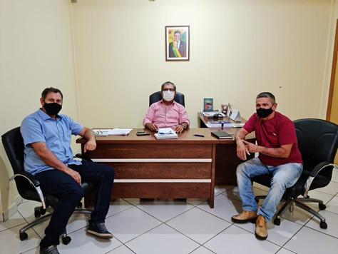 Secretário de Agricultura Narcélio Bayma cumpre agenda em Rio Branco