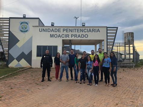 Parceria entre Prefeitura e Iapen, garante ação de saúde no Presídio Moacir Prado