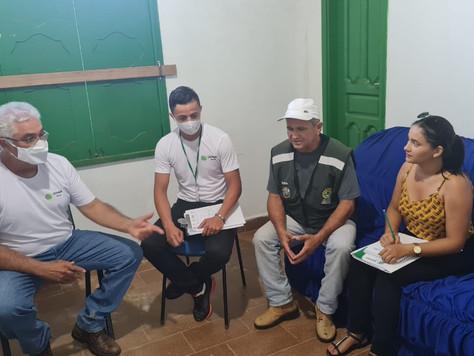 Parceria entre prefeitura , Sebrae e Senar vai garantir assistência técnica sem custos a produtores
