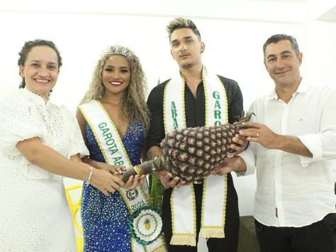 Feira do Abacaxi e Agricultura Familiar encerra com chave de ouro com show de Vanessa Marx