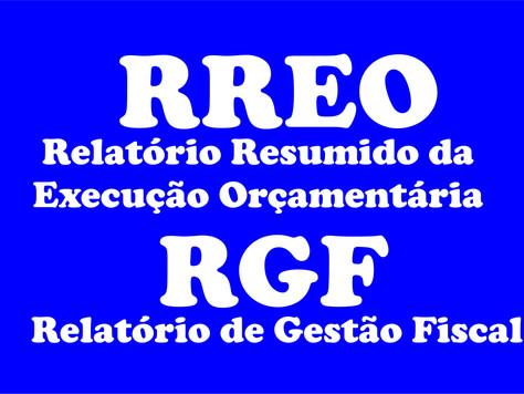 RREO DO 6º BIMESTRE E RGF DO 3º QUADRIMESTRE/2019