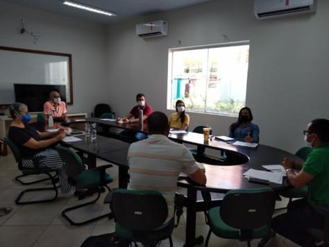 Secretário de Meio Ambiente de Tarauacá cumpre agenda na capital