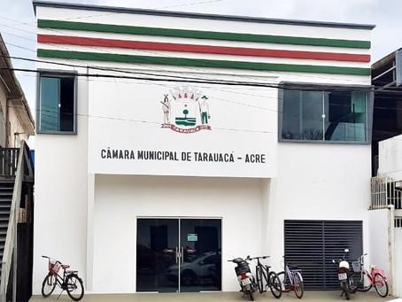 Câmara de Tarauacá nomeia Comissão Representativa para atuação durante recesso