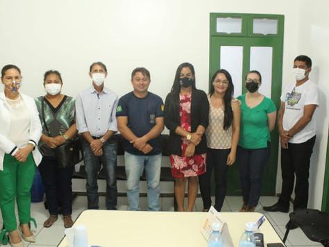 Prefeitura e Sebrae realizam parceria em prol do desenvolvimento de Tarauacá