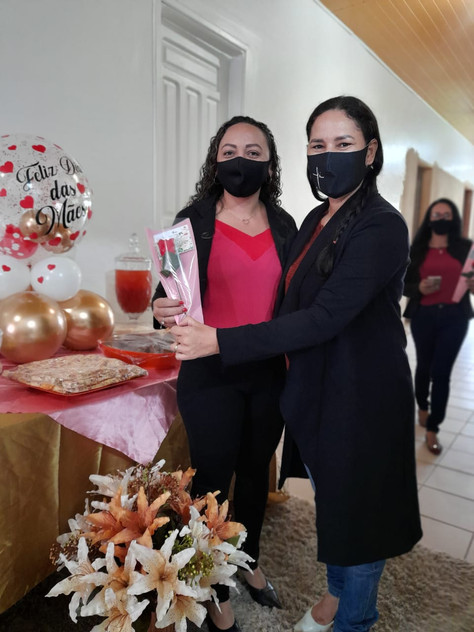 Secretaria de Educação de Tarauacá comemora Dia das Mães