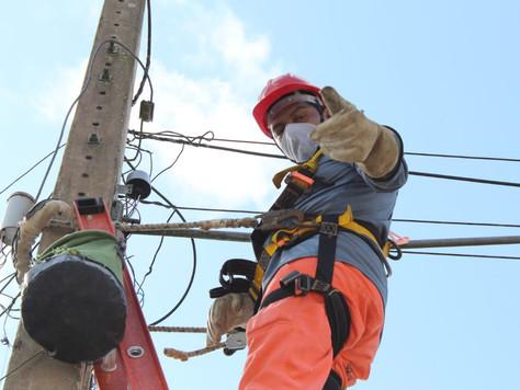 Prefeitura mantém cronograma de manutenção de iluminação pública