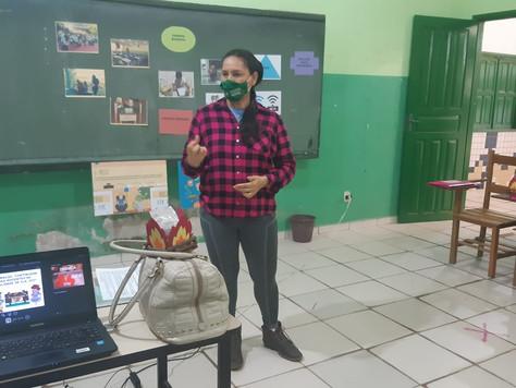 Profissionais da EJA recebem II formação em Tarauacá