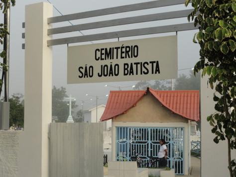 COM DIFICULDADES DE VAGAS NO CEMITÉRIO DE TARAUACÁ, OS GAVETÁRIOS SÃO ALTERNATIVA OFERECIDA PELO MUN