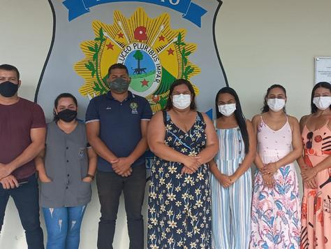 Secretária Camila Figueiredo visita Centro Socioeducativo em Feijó