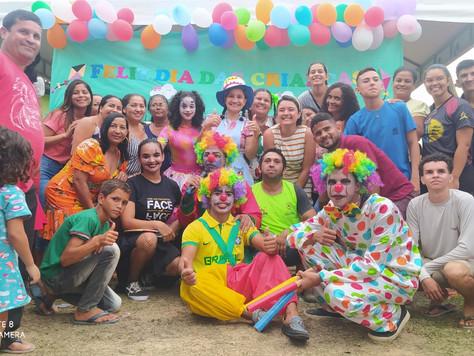 Prefeitura de Tarauacá comemora o Dia das Crianças em 8 bairros do município